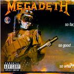 Megadeth - So Far, So Good...So What! DB Cover Art