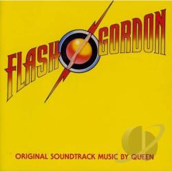 Queen - Flash Gordon CD Cover Art