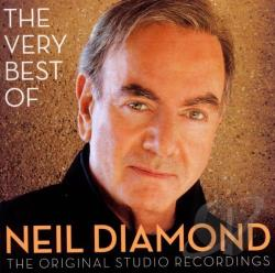 Diamond, Neil - Very Best of Neil Diamond: The Original Studio Recordings CD Cover Art