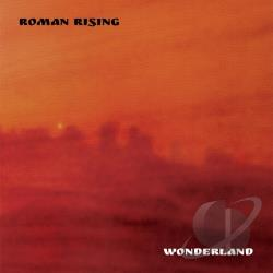 Roman Rising - Wonderland CD Cover Art