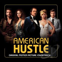 American Hustle CD Cover Art