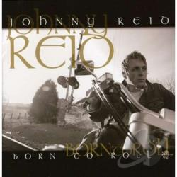 Reid, Johnny - Born to Roll CD Cover Art
