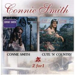 Smith, Connie - Connie Smith/Cute N Country CD Cover Art