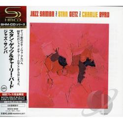 Byrd, Charlie / Getz, Stan - Jazz Samba CD Cover Art
