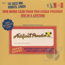 Guess Who - Artificial Paradise CD Cover Art