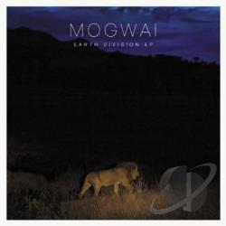 Mogwai - Earth Division EP LP Cover Art