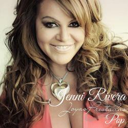 Rivera, Jenni - Joyas Prestadas CD Cover Art
