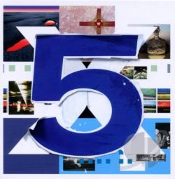 Simple Minds - X5 CD Cover Art