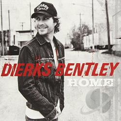 Bentley, Dierks - Home CD Cover Art
