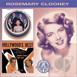 Clooney, Rosemary - Ring Around Rosie/Hollywood's Best CD Cover Art