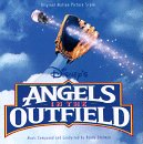 Angels In The Outfield CD Cover Art