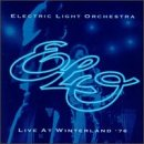 Electric Light Orchestra - Live At Winterland '76 CD Cover Art