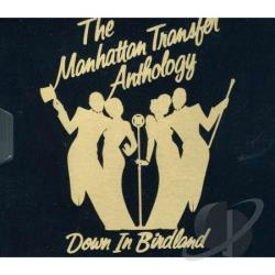Manhattan Transfer - Anthology: Down in Birdland CD Cover Art