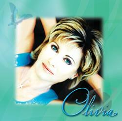 John, Olivia Newton - Olivia On Woman's Live Journey CD Cover Art