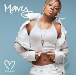 Blige, Mary J. - Love & Life CD Cover Art