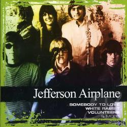 Jefferson Airplane - Collections CD Cover Art