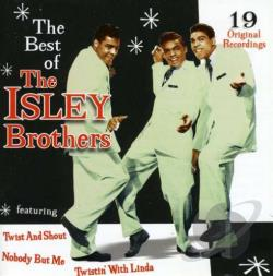 Isley Brothers - Best of the Isley Brothers CD Cover Art