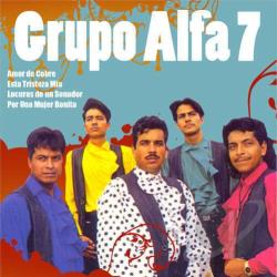 Grupo Alfa 7 - Grupo Alfa 7 CD Cover Art