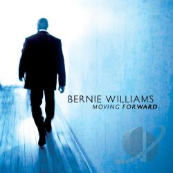 Williams, Bernie - Moving Forward CD Cover Art
