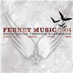 Progression Through Aggression: Ferret Music DB Cover Art