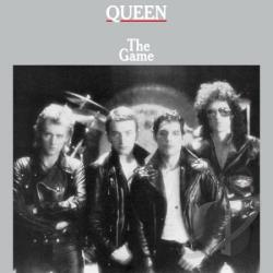 Queen - Game CD Cover Art