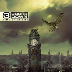 3 Doors Down - Time of My Life CD Cover Art