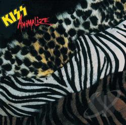 Kiss - Animalize CD Cover Art