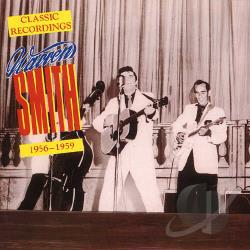 Smith, Warren - Classic Recordings 1956-59 CD Cover Art