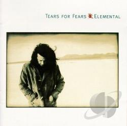 Tears For Fears - Elemental CD Cover Art