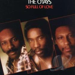 O'Jays - So Full of Love CD Cover Art