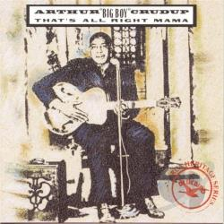 Crudup, Arthur Big Boy - That's All Right Mama (Bluebird) CD Cover Art