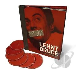 Bruce, Lenny - Let the Buyer Beware CD Cover Art