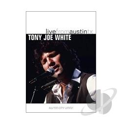 White, Tony Joe - Live from Austin TX CD Cover Art