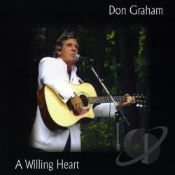 Graham, Don (Narrator) - Willing Heart CD Cover Art