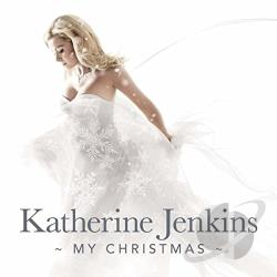 Jenkins, Katherine - My Christmas CD Cover Art