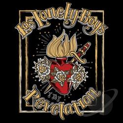 Los Lonely Boys - Revelation CD Cover Art
