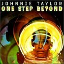 Taylor, Johnnie - One Step Beyond CD Cover Art