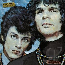 Bloomfield, Mike / Kooper, Al / Mike Bloomfield - Live Adventures of Mike Bloomfield and Al Kooper CD Cover Art