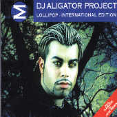 Dj Aligator - Lollipop DS Cover Art