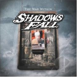 Shadows Fall - War Within CD Cover Art