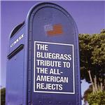 Bluegrass Tribute to All-American Rejects CD Cover Art