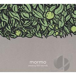 Mormo - Wasting 500 Sounds CD Cover Art