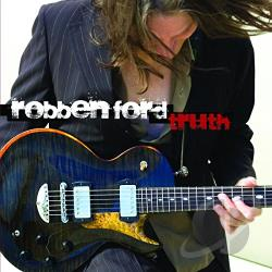 Ford, Robben - Truth CD Cover Art