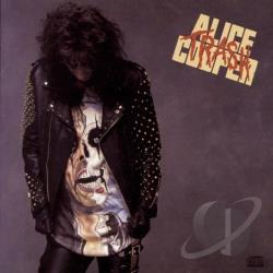 Cooper, Alice - Trash CD Cover Art