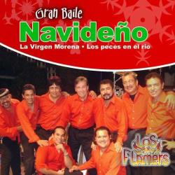 Los Flamers - Gran Baile Navideno CD Cover Art