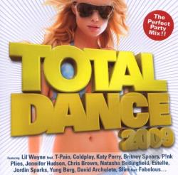 Total Dance 2009 CD Cover Art