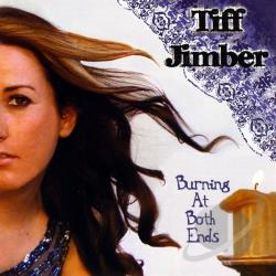 Jimber, Tiff - Burning At Both Ends CD Cover Art