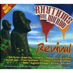 Rhythms Del Mundo - Rhythms Del Mundo Revival CD Cover Art