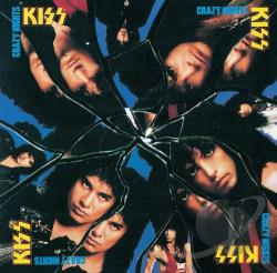 Kiss - Crazy Nights CD Cover Art