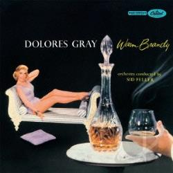 Gray, Dolores - Warm Brandy CD Cover Art